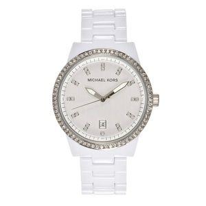 Michael Kors Encrusted Watch
